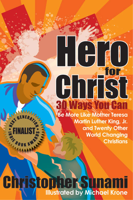 Hero For Christ: Cover Image